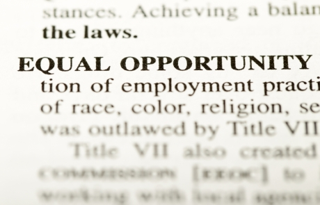 Equal opportunity definition